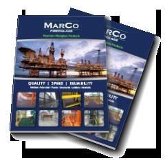 Marco catalog, frp grating, fiberglass reinforced plastic