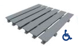 Pultruded T 10-18 piece