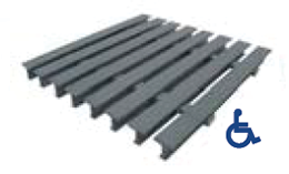 Pultruded T 10-33 piece
