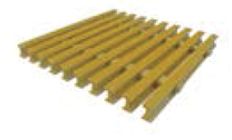 Pultruded I 10-50 piece