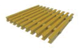 Pultruded I 10-60 piece
