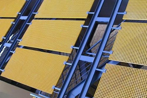 Fiberglass FRP Screen