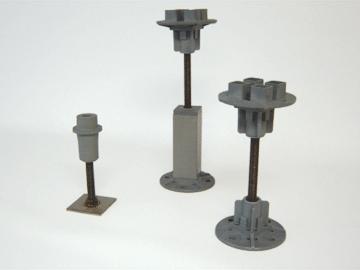 Fiberglass Pedestals fiberglass