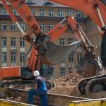 FRP for Heavy Equipment