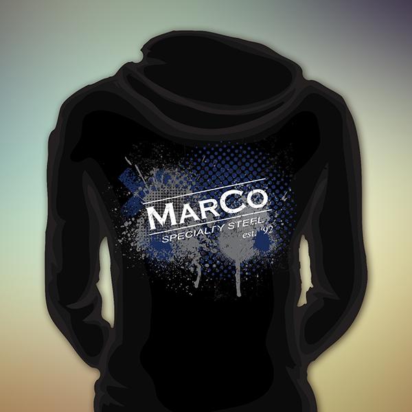 Marco t-shirt fiberglass grating