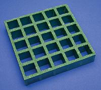 Molded-fiberglass-green