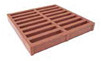 Phenolic Molded Grating 1-5x1-5x6-piece