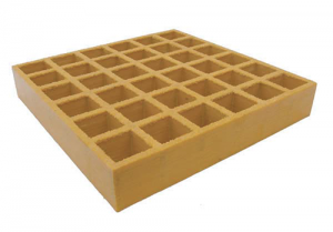 what is FRP grating Molded